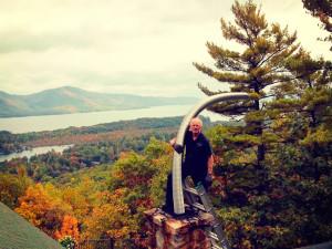 Mountain Man Chimney Sweep